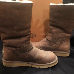 cee924e5e9a UGG Sutter Boot Toast Color Size 8